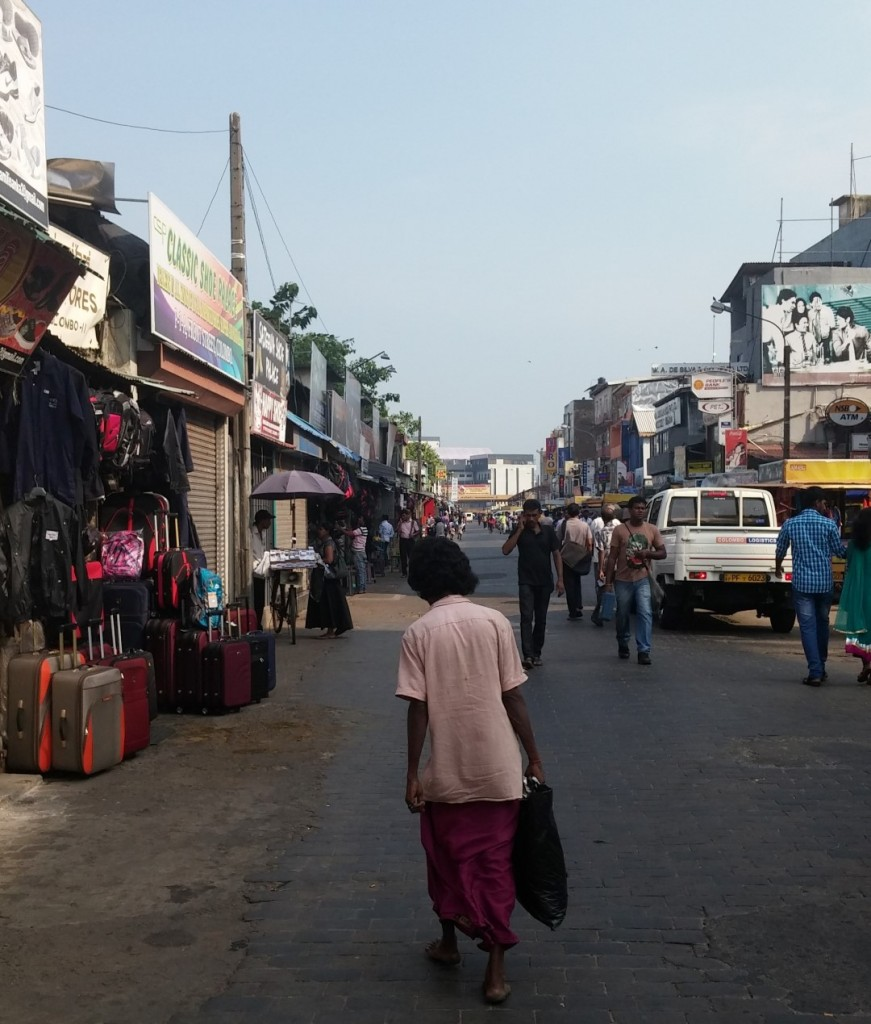 Čemodanų gatvė